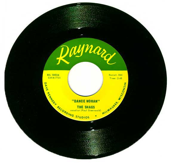 decided to record a 45 rpm record and with some sessions at the dave